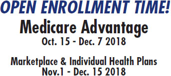 Medicare Advantage Open Enrollment